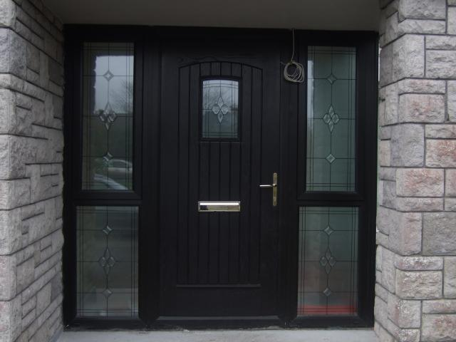 Amazing Composite Front Doors With Side Panels Images - Best ...